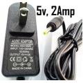 Transformador 5v, 2Amp