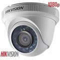 CAMARA AHD DOMO PLASTICA  1080P  (HIKVISION)