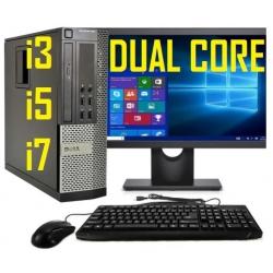 Computadores Dell, HP, Lenovo