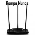 ROUTER ROMPE MUROS